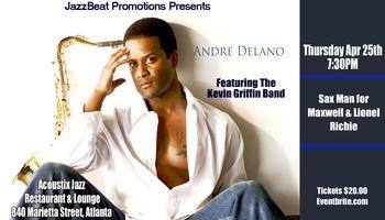 Andre Delano Live