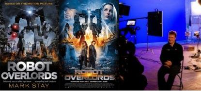 Robot Overlords: From Script to Screen (10+) -...