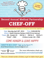 Second Annual Medical Partnership Chef-Off