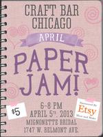 Craft Bar Chicago :: Paper Jam