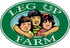 Leg Up Farm logo