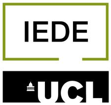 UCL Institute for Environmental Design and Engineering logo
