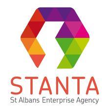 STANTA (St Albans Enterprise Agency) logo