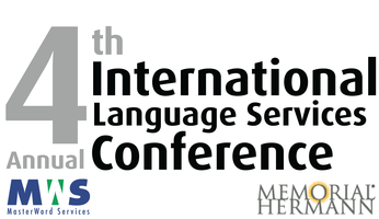 ILSC 4th Annual International Language Services...