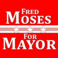 Moses for Mayor Reception