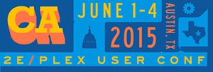 7th CA 2E/Plex Worldwide Developer Conference