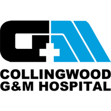 Collingwood General and Marine Hospital logo