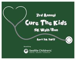 3rd Annual Cure the Kids 5K Walk/Run