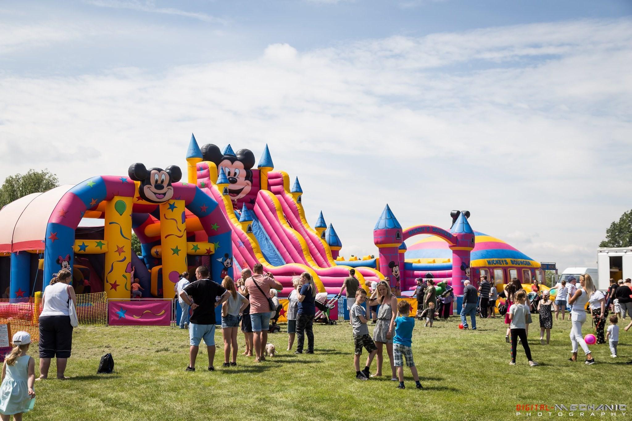 Festival of Leisure Melton Mowbray