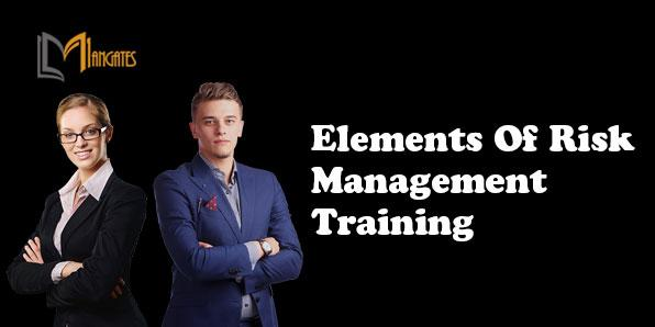 Elements of Risk Management 1 Day Training in Winnipeg