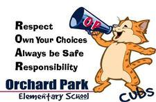 Orchard Park Elementary logo