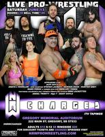 NRW Charged LIVE Pro Wrestling iTV Taping June 13th,...