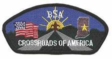 Crossroads of America Council logo