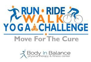 Move For The Cure: Run/Ride/Walk Yoga Challenge for...