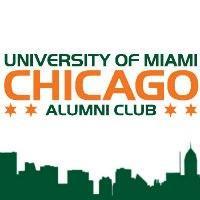 University of Miami Chicago Alumni Club logo