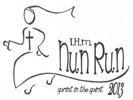 "IHM Nun Run - ""Sprint in the Spirit!"""