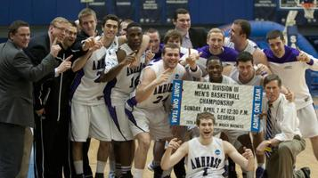 Amherst Hoops NCAA Championship Telecast