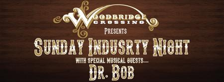 6/7 | Sunday Industry Night w/ Special Musical Guest...