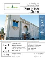 NIA Masjid & Community Center Fundraiser Dinner