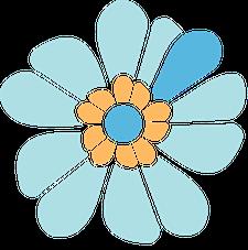 Edmonton Down Syndrome Society logo