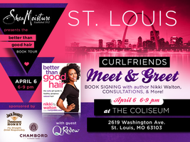 St. Louis Curlfriends Meet & Greet  (ages 21 and up)