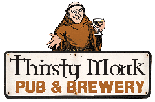 The Thirsty Monk logo