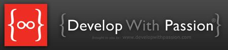 Develop With Passion® (.Net) - Brussels