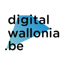 Digital Wallonia logo
