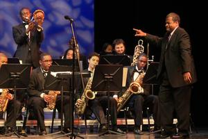 FREE Concert:  Dillard Big Band Jazz In The Park