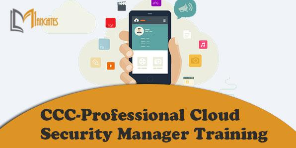 CCC-Professional Cloud Service Manager(PCSM) 3 Days Training in Frankfurt