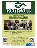 Boot Camp for New Dads @ The Educated Mama