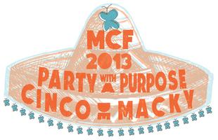 MCF's 3rd Annual Party With a Purpose {Cinco de Macky}