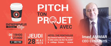3ème Meeting Entrepreneur Café@Tunis