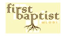 First Baptist Church of Lodi Ca logo
