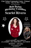 2015 Bob Dylan Birthday Cotillion featuring Scarlet...