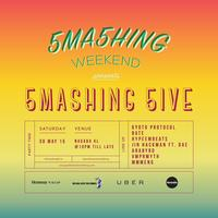 Smashing Five | Pestle & Mortar Clothing's 5th...