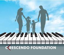 Crescendo Foundation logo