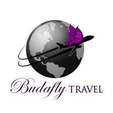 BUDAFLY TRAVEL logo