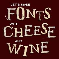 CHANK's Artisanal Cheese Font-Making Workshop