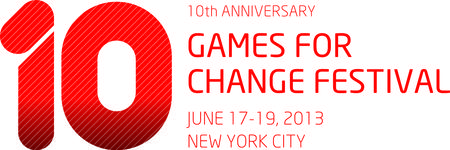 10th Anniversary Games for Change Festival