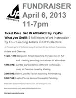 Art Classes at Up (Fundraiser)