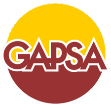 The Graduate and Professional Student Assembly (GAPSA) logo