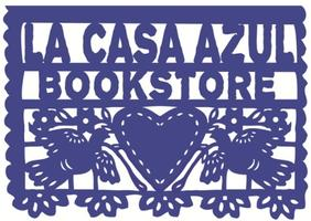 Ocho de Bastos at La Casa Azul Bookstore, July 2015