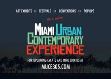 Miami Urban Contemporary Experience (MUCE) logo