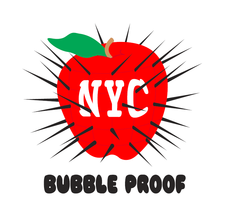 Bubble Proof Productions logo