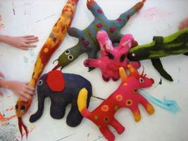 Hollow Form Felting Workshop (Adults)