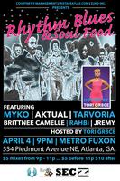Rhythm Blues and Soul Food R&B Concert