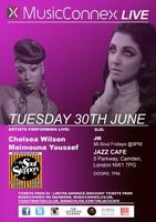 Chelsea Wilson, Maimouna Youssef & The Soul Steppers...