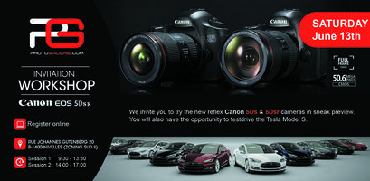 Canon 5Ds and 5Dsr (13 June 2015)