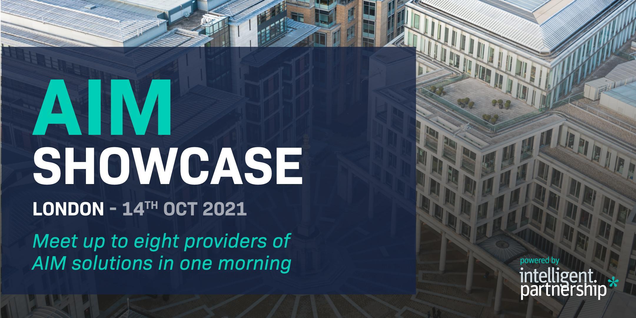 AIM Showcase 2021 | London